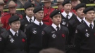 CTV BC: Victory Square Remembrance Day ceremony