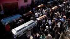 Earthquake strikes Guatemala