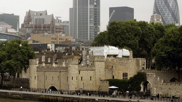 Tower of London keys stolen locks changed