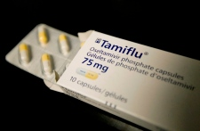 Box of Tamiflu