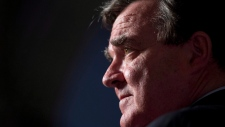 Jim Flaherty economy