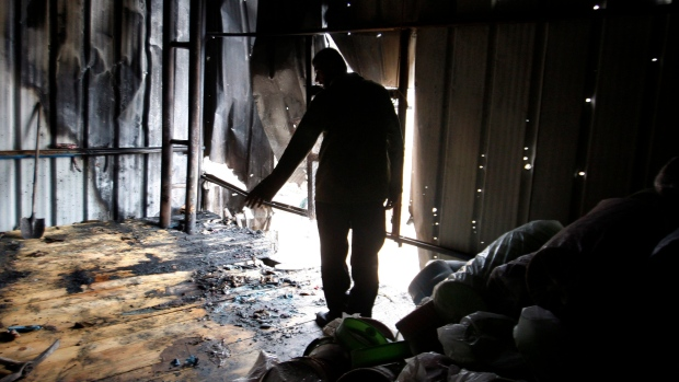 Gaza fires into southern Israel
