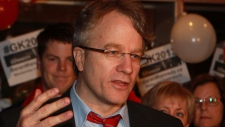 Gerard Kennedy to run for Ontario Liberal Party