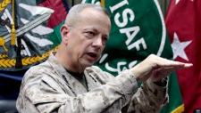U.S. Gen. John Allen under investigation