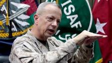 U.S. Gen. John Allen under investigation