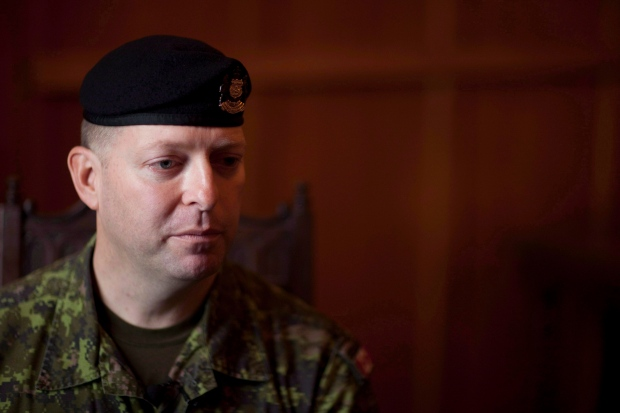 Calgary reservist pleads not guilty
