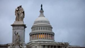 The United States Capitol is seen in Washington, D.C. (AP / J. Scott Applewhite)