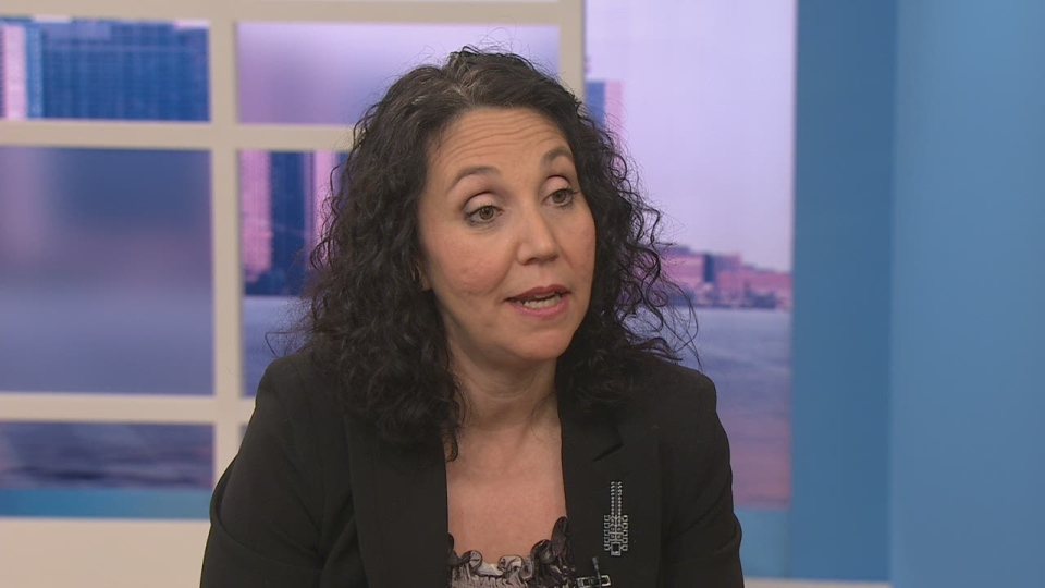 Peggy Richter, a psychiatrist and director of Sunnybrook Health Sciences Centre's Clinic for OCD and Related Disorders, speaks to CTV's Canada AM.