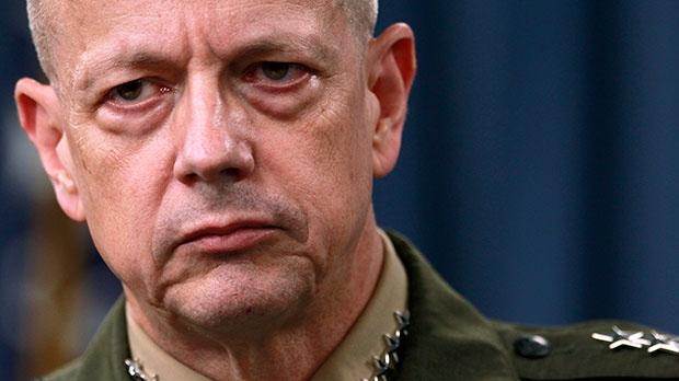 Marine Gen. John Allen under investigation