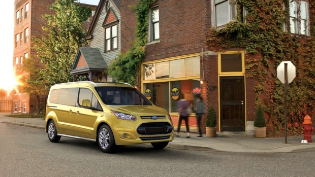 Ford's Transit Connect Wagon