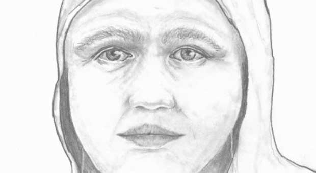 Police sketch sexual assault