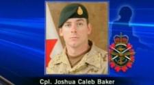 Cpl. Joshua Caleb Baker