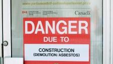 Asbestos Saskatchewan registry