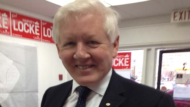 Liberal Leader Bob Rae