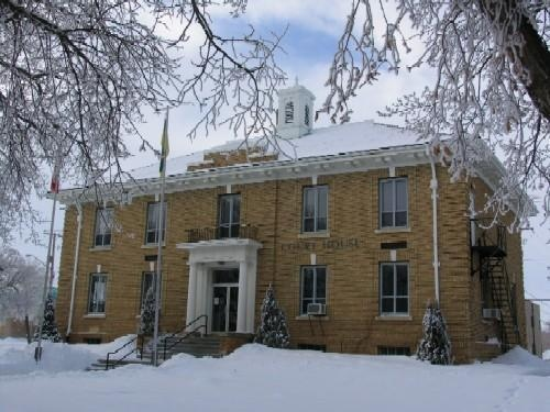 Melfort Court house