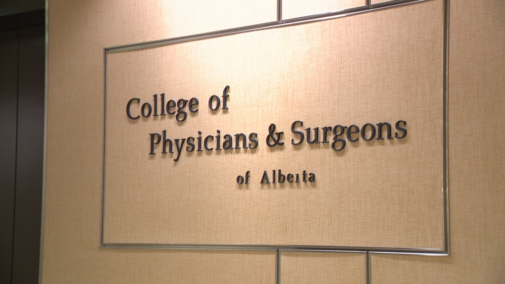 College of Physicians and Surgeons of Alberta