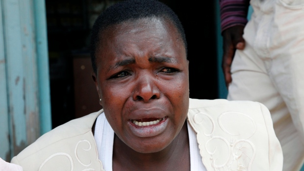 34 police officers killed in Kenya