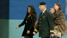 Maj. Darryl Watts is facing a court martial