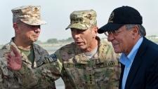 Allen, Petraeus, Panetta, July 9, 2011.