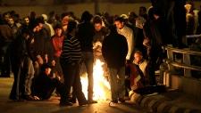 Protest in Amman, Jordan, Nov. 13, 2012.