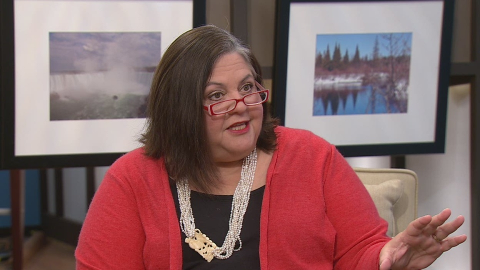 U.S. cyber-law expert Parry Aftab appears on Canada AM, Wednesday, Nov. 14, 2012.