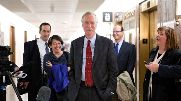 Angus King U.S. Senate