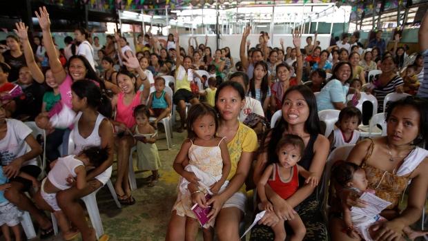 2012 World Population Day in Manila, Philippines.