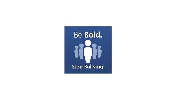 Facebook launches 'Be Bold' anti-bullying initiative in Canada.