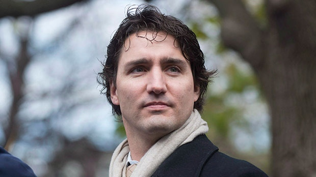 Liberal MP and leadership candidate Justin Trudeau