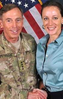 David Petraeus Paula Broadwell affair scandal