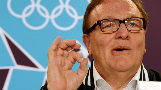 Marcel Aubut Canadian Olympic Committee