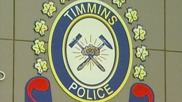 The suspect began yelling at passersby, and when he was approached by a pedestrian on the sidewalk, he slapped a drink out of the pedestrian's hand, Timmins Police said. (File)