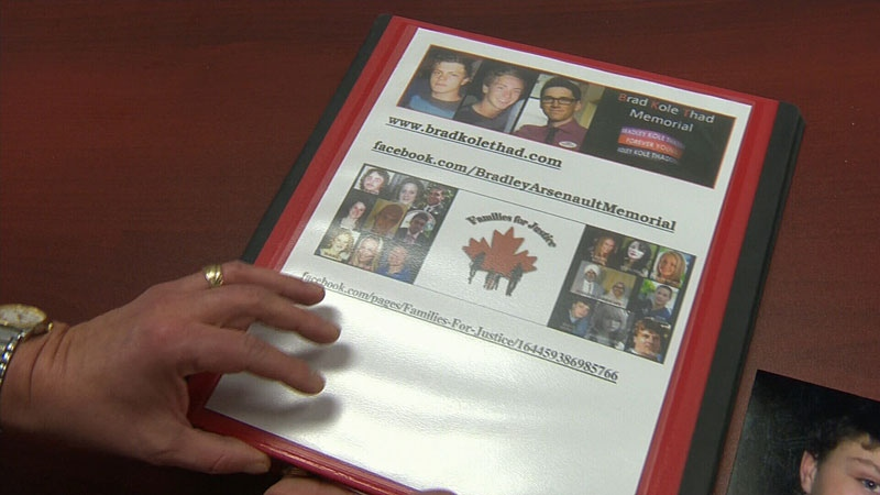 Some mothers affected by impaired drivers are circulating a petition calling for harsher sentencing when it comes to impaired driving causing death.