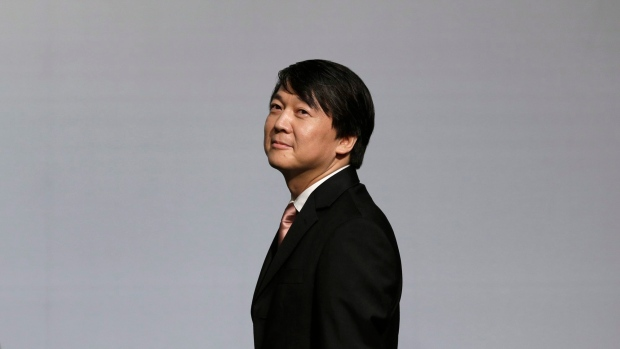 Ahn Cheol-soo, the founder of AhnLab