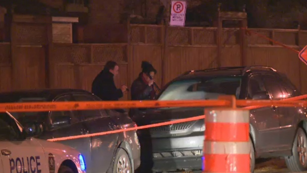 body found in montreal