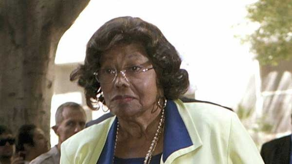 Michael Jackson's mother, Katherine Jackson, arrives for a hearing for Dr. Conrad Murray at the Los Angeles Superior Court on Monday, Aug. 23, 2010, in Los Angeles. (AP Photo/Damian Dovarganes)