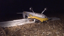 Mackey Road plane crash