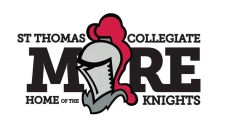 STMC Home of the Knights Logo