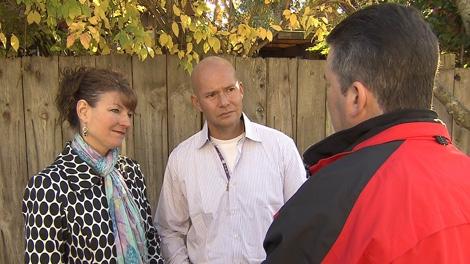 Laurel and Michael Middelaer speak to CTV News on Sunday, Nov. 7, 2010.