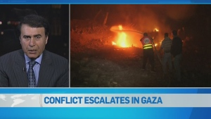 CTV News Channel: Is war coming to Gaza?