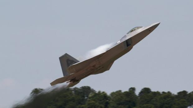 Air Force F-22 Raptor