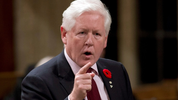 Bob Rae calling for national energy strategy