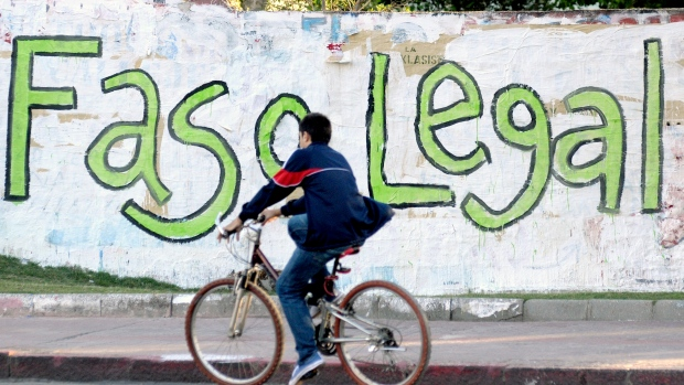 Uruguay mulls marijuana plan