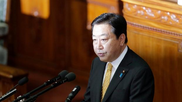 Japan, parliament, Yoshihiko Noda