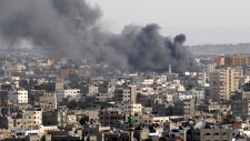 Gaza attack Isreal rocket strikes