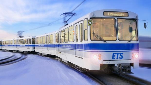 Edmonton LRT generic, supplied