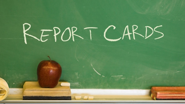 free clipart school report card - photo #32