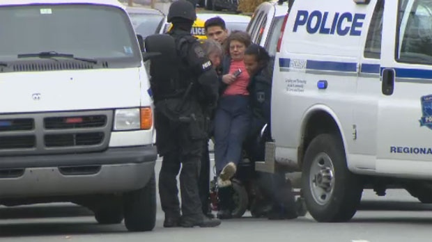 Police arrest a woman after she leaves the Compton Avenue home. The homeowner is listed as a Brenda Leanne Young, although someone named Brenda Hudder took out a mortgage on the home in 2007.