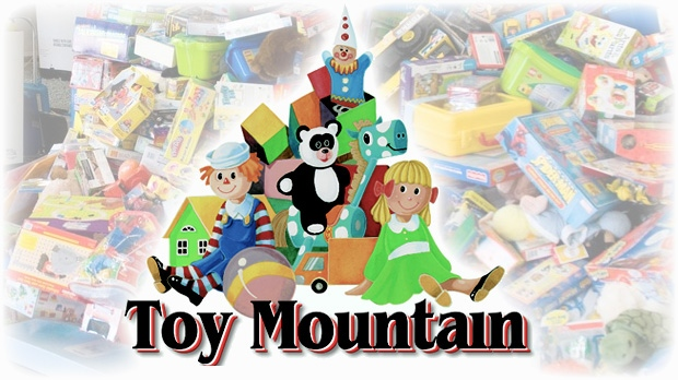 The 2012 Toy Mountain campaign begins Friday, Nov. 16, 2012.