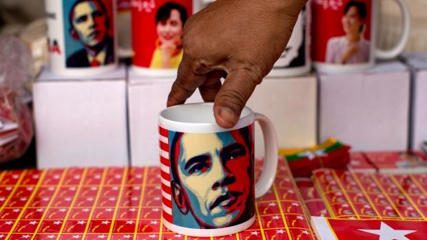 U.S. waives economic sanction on Myanmar